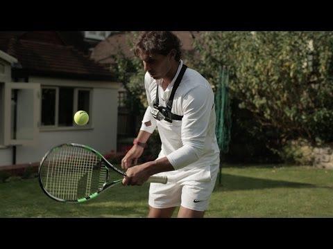 Rafa Nadal: The 2014 #Wimbjuggledon Champion