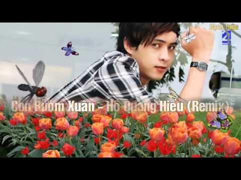 Con Bướm Xuân   Hồ Quang Hiếu Remix   YouTube