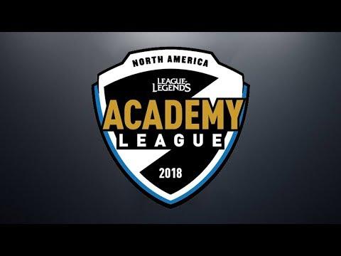 C9A vs. FLYA   NA Academy Spring Split Semifinals Game 1   Cloud9 Academy vs. FlyQuest Academy
