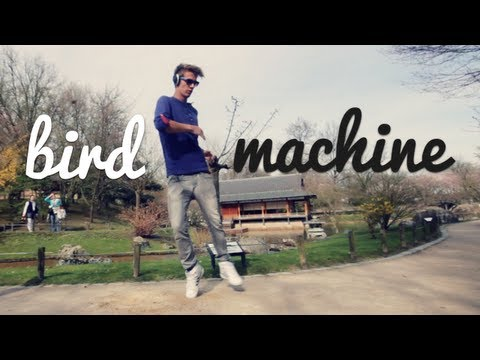 the bird machine song