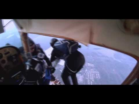 INSANE Skydivers Land Safely  After Plane Crash!