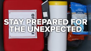 How To Be Prepared For Anything