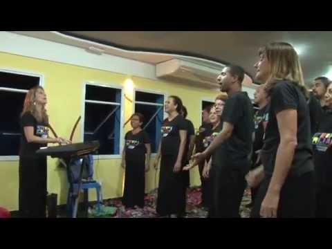 Grupo Vozes (Coral do Sindicato dos Bancários) comemora 13 anos de vida