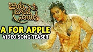 Jaya-Janaki-Naayaka-Movie-A-for-Apple-Video-Teaser