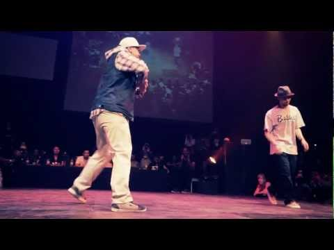 BAM 9 (2012) Popping - Boombeast vs Greentek