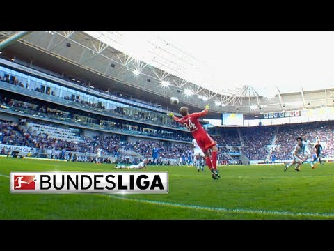 Top 5 Saves - Super Stops from Matchday 7