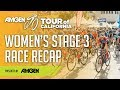 Elisa Balsamo wins 3rd stage Amgen Tour of California Womens Race empowered with SRAM 2019