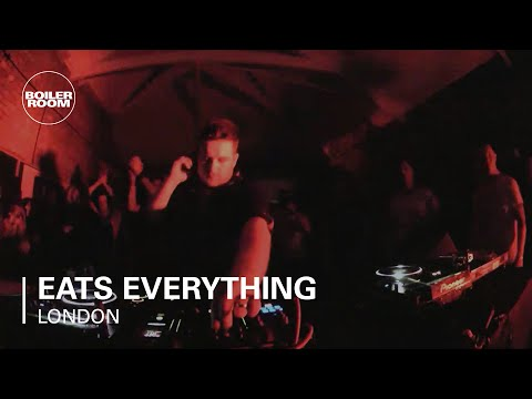 Eats Everything Boiler Room DJ Set at LEAF