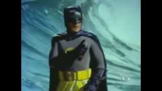 Batman: Surfing