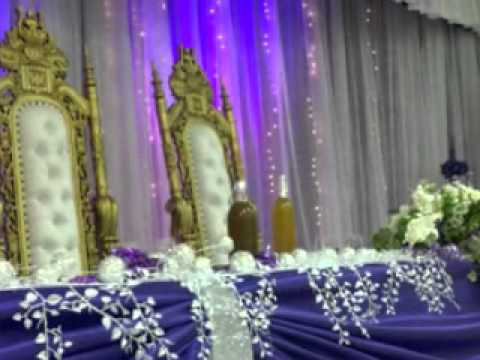 Almaz Wedding Decor DC Maryland Virginia - YouTube