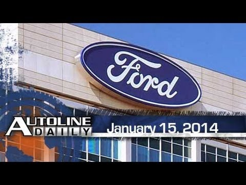 Ford Considers Getting Into Mobility Services - Autoline Daily 1292
