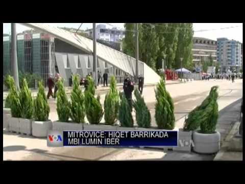 Mitrovicë hiqet barrikada