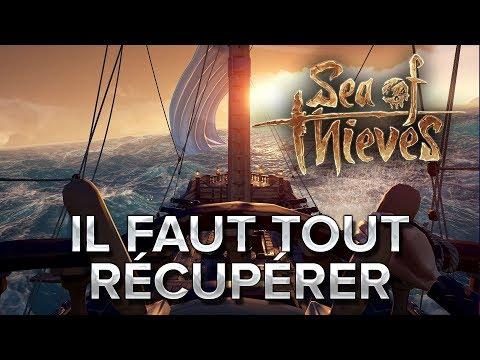 Sea of Thieves #26 : IL FAUT TOUT RÉCUPERER