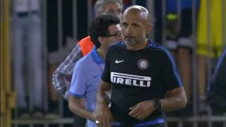 Highlights Amichevole Inter vs Real Betis 1-0 12.08.2017