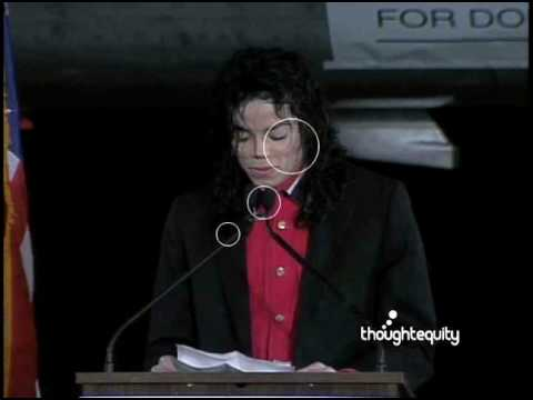 1992 Michael Jackson Heal the World Conference Sarajevo 2