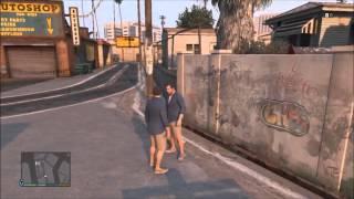 GTA 5 Clone / Duplicate Characters Glitch Grand Theft