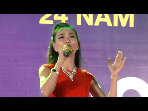 Hoa Trinh Nữ   Hà Ánh Xuân  Dẫn chương trình MC Quý Bình  Kỷ Niệm Duhal 24 Năm Thành Lập