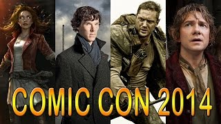 [9 Most Anticipated Comic Con Events/Panels] Video