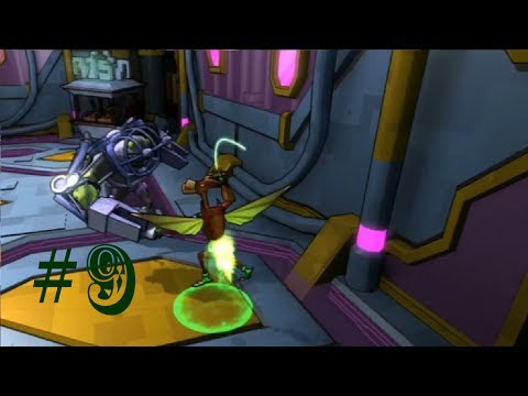 Ben 10 Omniverse 2 - Part 9 - Undertown And Beyond (2/2) - [HD] - (PS3/X360/WiiU)