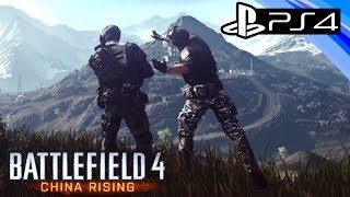 PS4 Battlefield 4 (BF4) Gameplay Multiplayer CHINA RISING