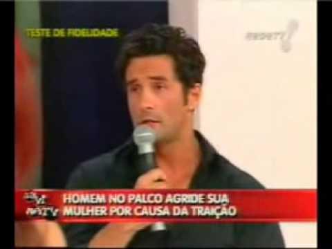 Marcos Oliver comeu a Mulher, e Marido Corno discute no Teste de Fidelidade