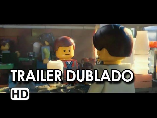 Uma Aventura LEGO® - Trailer Oficial Dublado (2014) HD