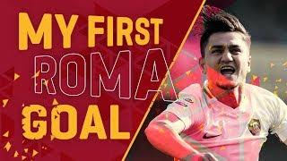My First AS Roma Goal: Cengiz Under v Verona