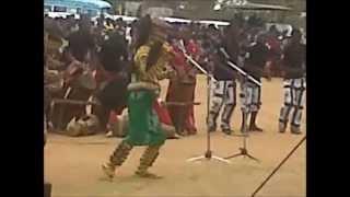 Makishi Dance Ou Mwana Wayami Kaha