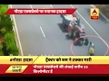 Noida: High speed bus kills 1, critically injures 3 as it crashes into stationary tractor