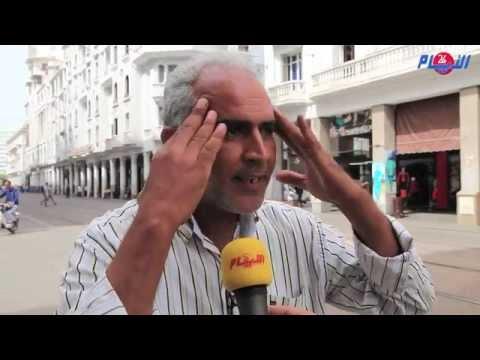 ميكرو الأيام : هكذا رد الشارع المغربي على قرار السويد الأخير