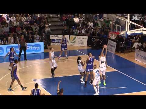 2600 supporters pour soutenir les filles de Basket Landes