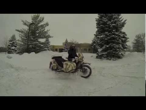 GOPRO Fun in the snow