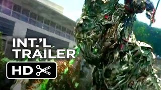 Transformers: Age of Extinction Official Chinese Trailer (2014) - Michael Bay Movie HD