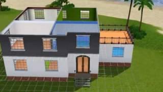 Los Sims 3 Construyendo Una Casa