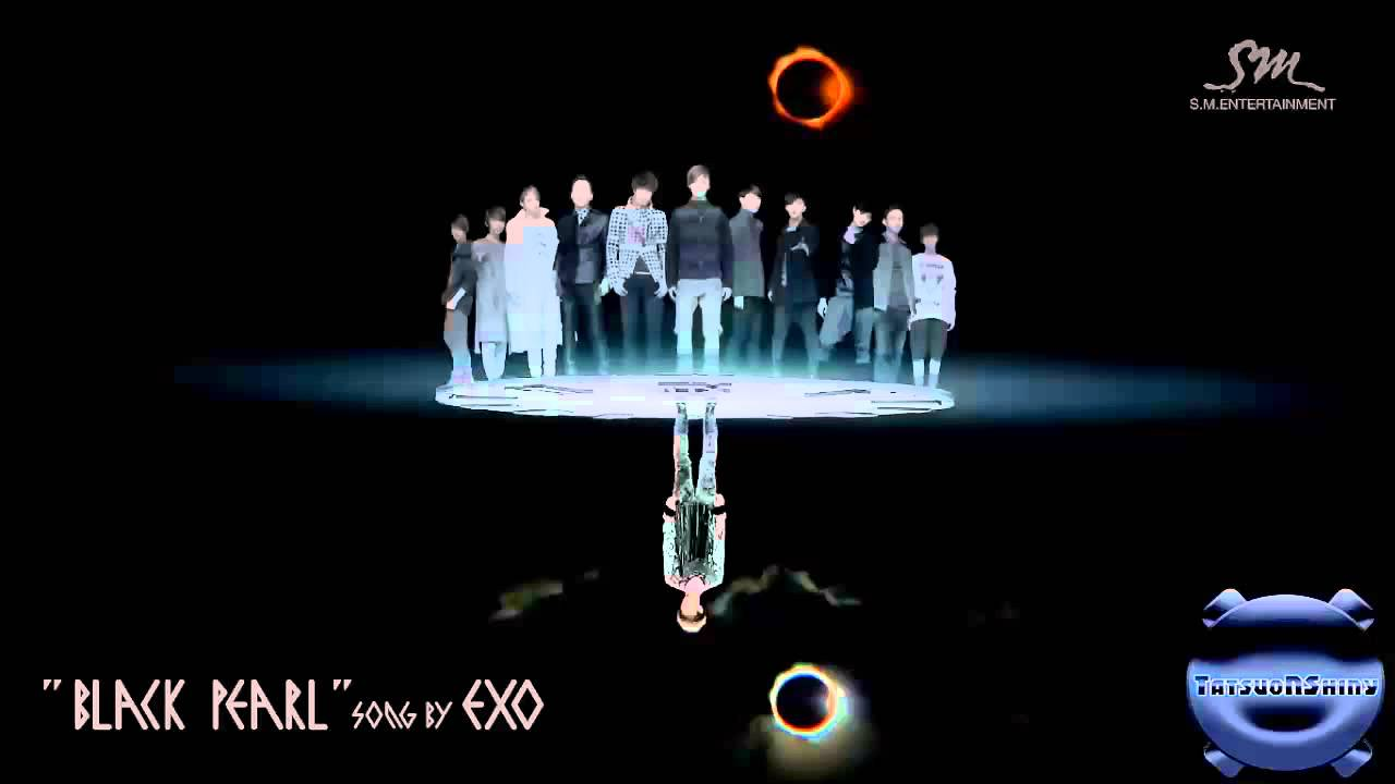 Exo M Black Pearl Chinese Ver Tr Song Download MP3