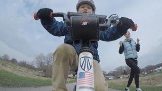 Bikers Rio Pardo | Vídeos | Dia das Crianças: vídeo mostra como ensinar uma criança a pedalar