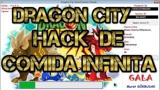 Hack De Comida Infinita Para Dragon City (PARCHADO)