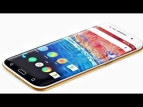 Samsung Galaxy S8 EDGE - THE FUTURE IS HERE!!!