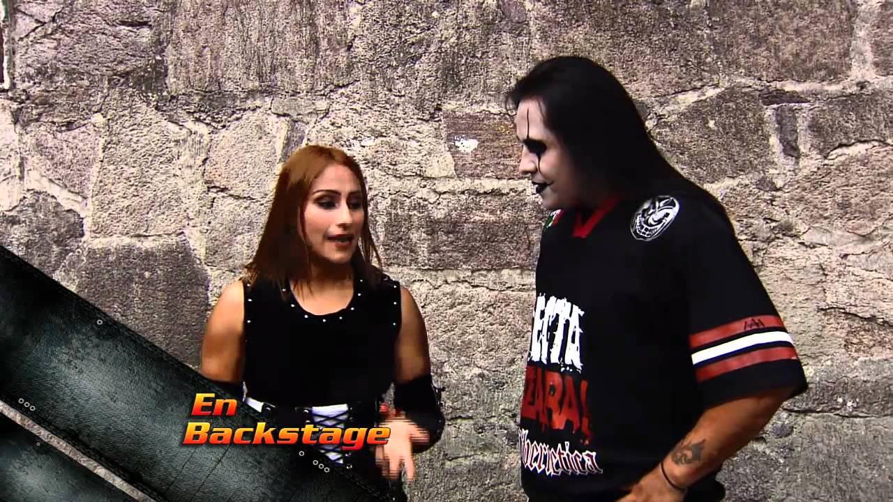 Faby Apache Y Dark Cuervo - Lucha Libre AAA - Octubre 2012 ...