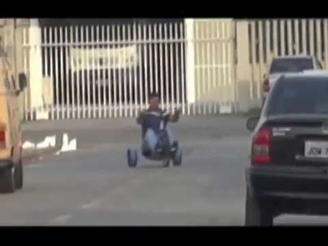 Trike Elétrico - Down Trikes