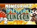 Minecraft Infinity Dungeon (Snapshot 14w04b) Part 2 - David's House
