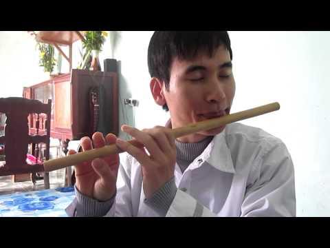 Bai 1. Người ở đừng về - Hướng dẫn thổi sáo trúc Cao Trí Minh