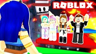 WHO WILL DROP TO THEIR DOOM? ROBLOX DUNGEON MASTER!