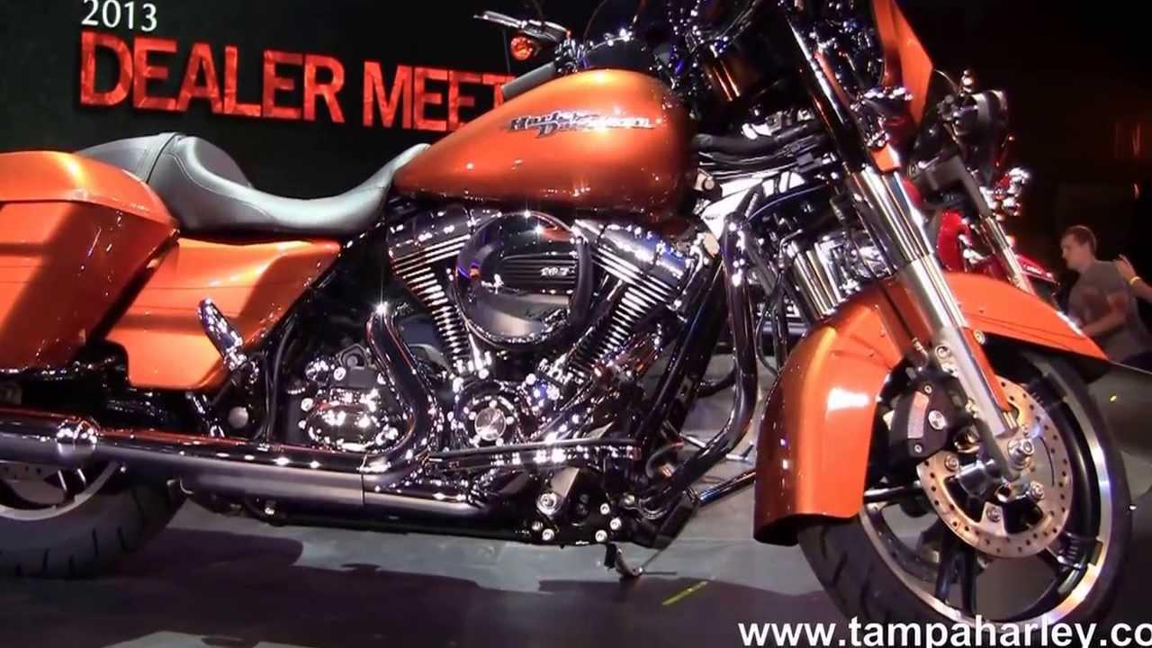 2014 Harley Davidson Motorcycle Models Introduced New