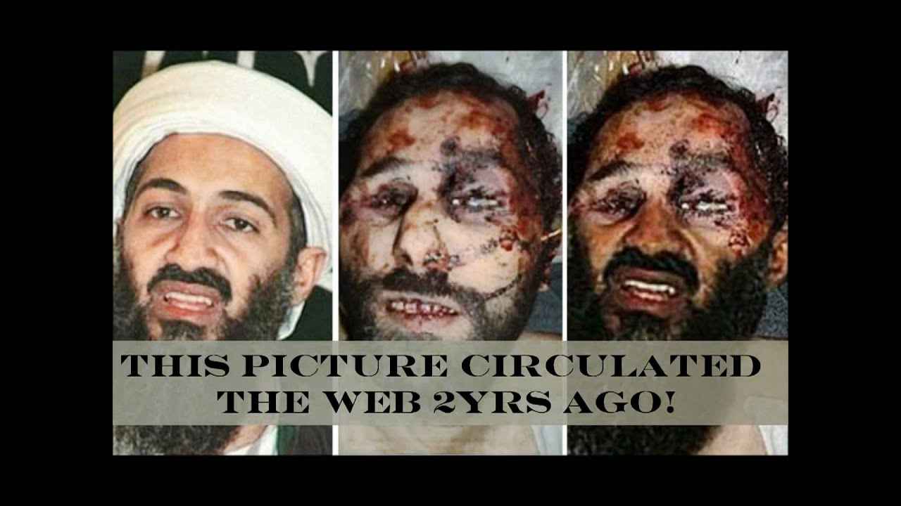 Bin Laden Death Photos Osama Bin Laden Fake D...