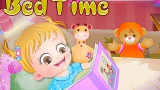 Baby Hazel Bed Time Games-Baby Games