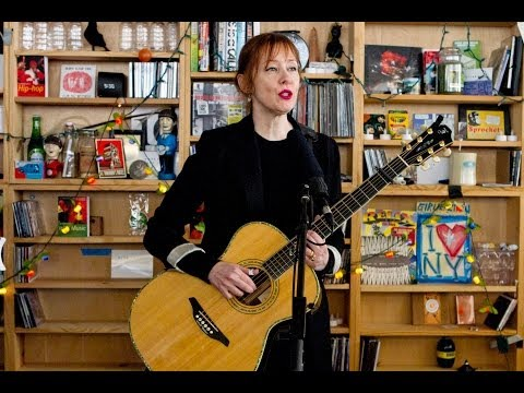 Thumbnail of video Suzanne Vega: NPR Music Tiny Desk Concert