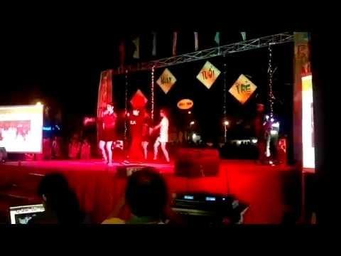 Bước Nhảy Tuổi Trẻ 2014- Ringa Linga, Bing Bing - CL Crew