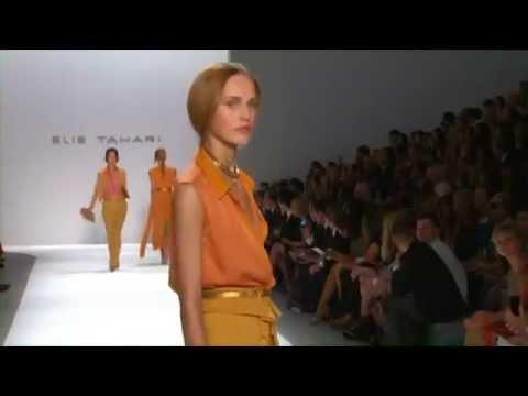 Elie Tahari Spring/Summer 2012 Full Fashion Show,