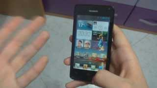 Review Completa Huawei Ascend Y300